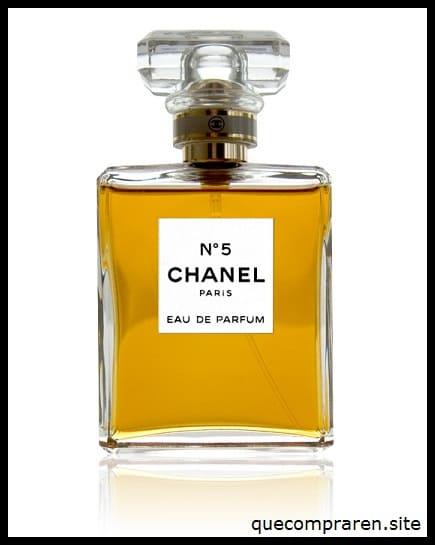 comprar Chanel No. 5 en paris