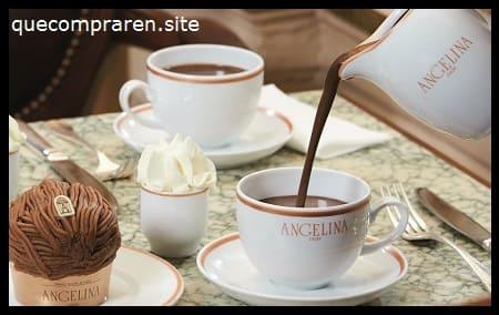 Chocolate Angelina