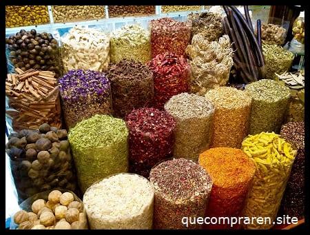 Especias de Dubai