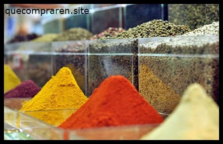 Especias y aromas de Estambul