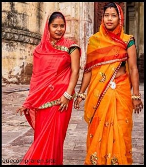 Kurtas y saris
