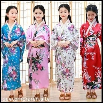 comprar kimono en japon