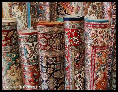 Comprar alfombras en Turquía