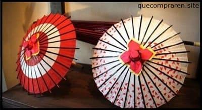 Wagasa (paraguas de papel de aceite)