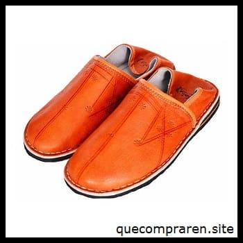 Las zapatillas Babouche