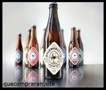 Las típicas cervezas Brouwerij 't Ij