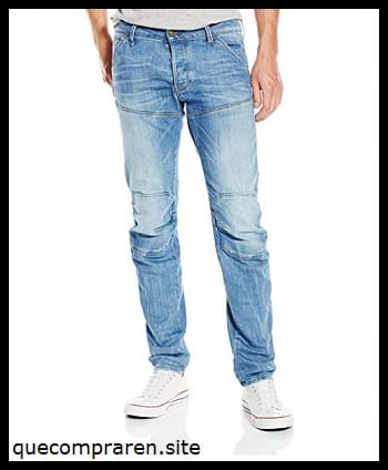 Los populares Jeans G-Star