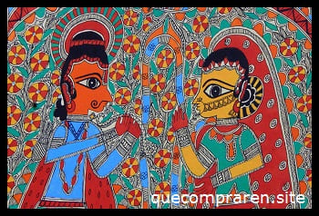 Pinturas Madhubani