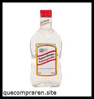 Bebidas alcohólicas: Aguardiente