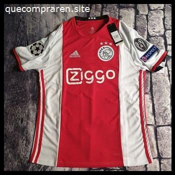 Ropa deportiva del equipo de fútbol Ajax