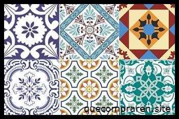 Los típicos Azulejos