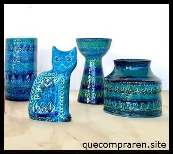 Artículos de cerámica hechas a mano