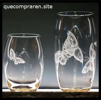 Hermosos cristales Lobmeyr