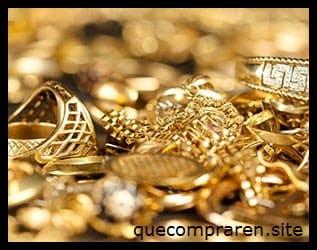 Joyas de plata y oro
