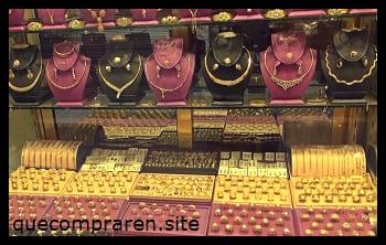 Souvenirs de joyería