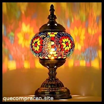 Lámparas de vidrio