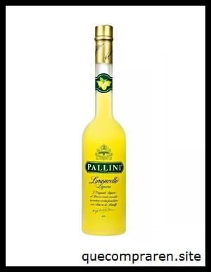 La bebida Limoncello