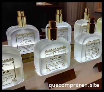 Gran variedad de perfumes