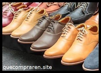 Zapatos y artículos de cuero