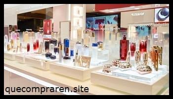 Comprar cosmética en Tokio