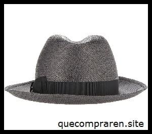 Sombreros borsalinos, souvenirs típicos