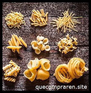 Pasta, cosas típicas de Italia
